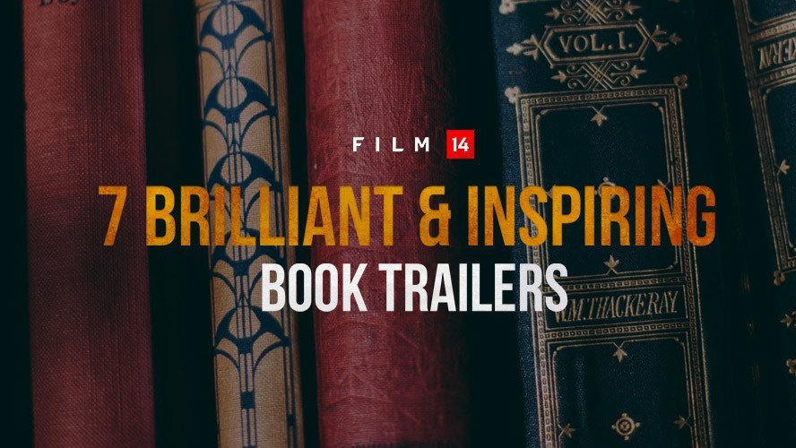 7 Brilliant and Inspiring Book Trailers!