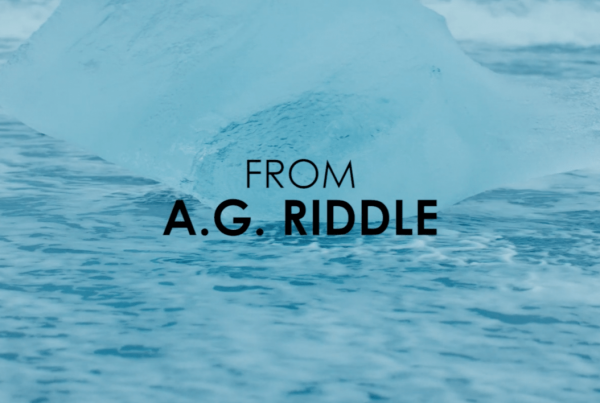 A.G. Riddle movie