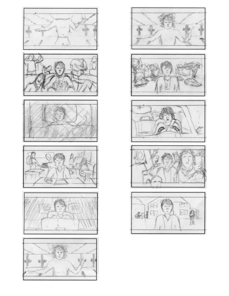 book trailer case study NH Storyboards