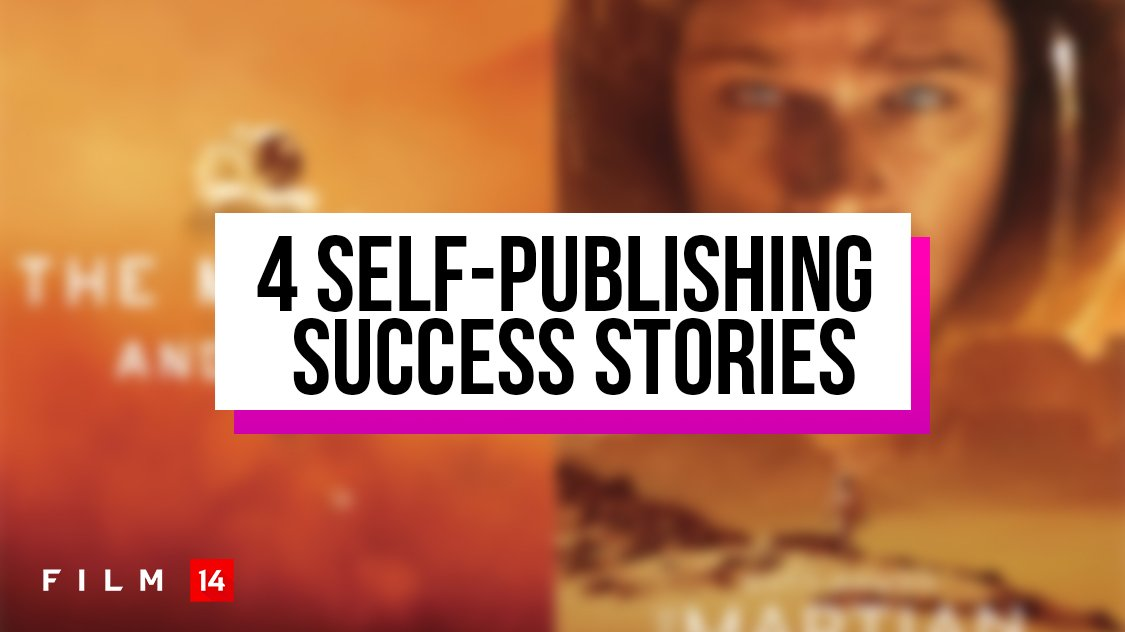 4 Self-Publishing Success Stories