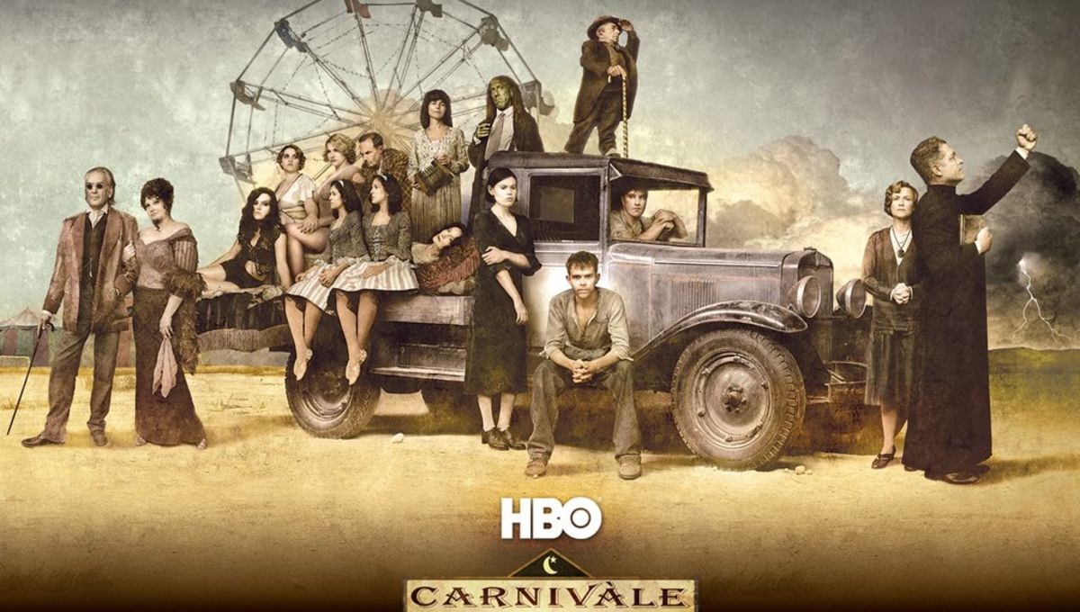 Image result for carnivale hbo
