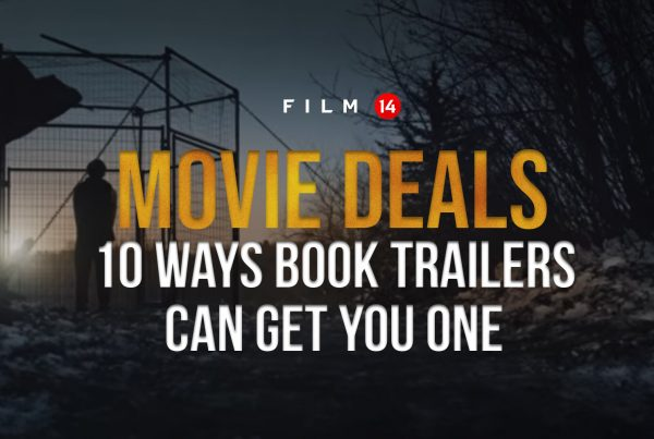 book trailers movie deal