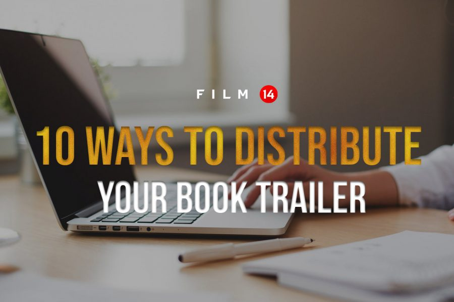 distribute your book trailer