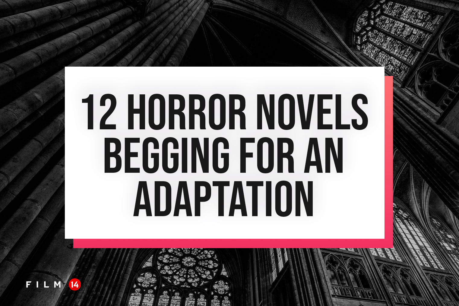 horror novels adaptation