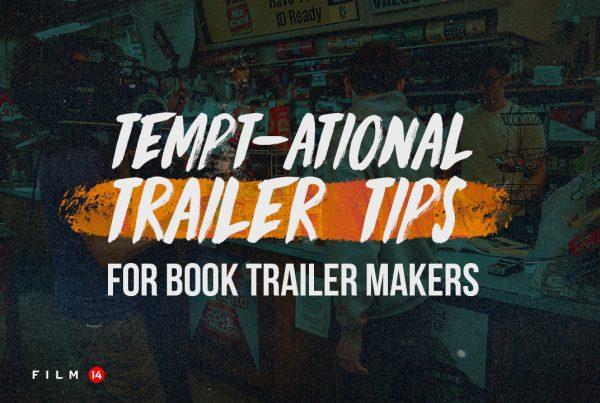 book trailer tips