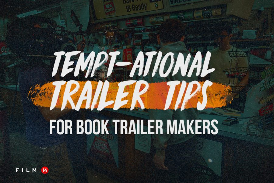 book trailer tips