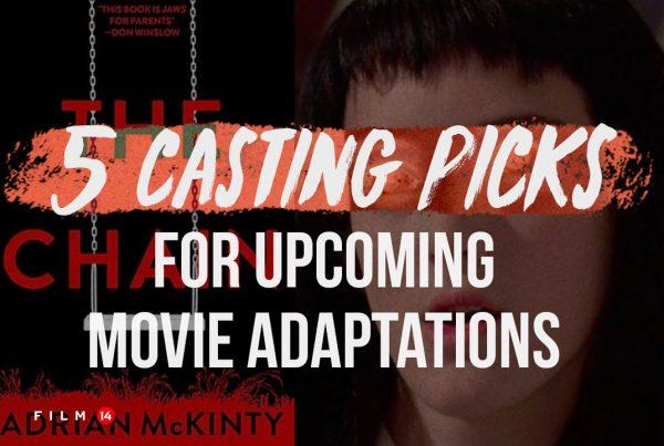 upcoming film adaptations