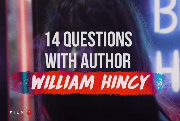 author william r. hincy