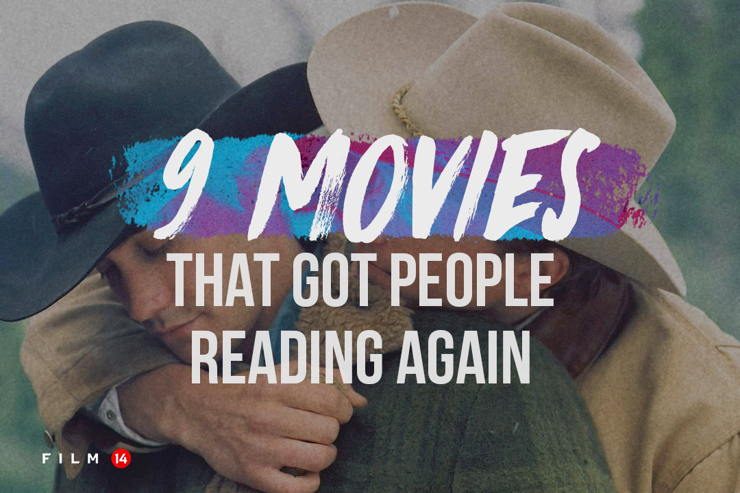 movies based on books