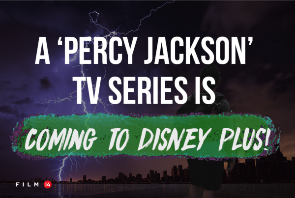 percy jackson tv series