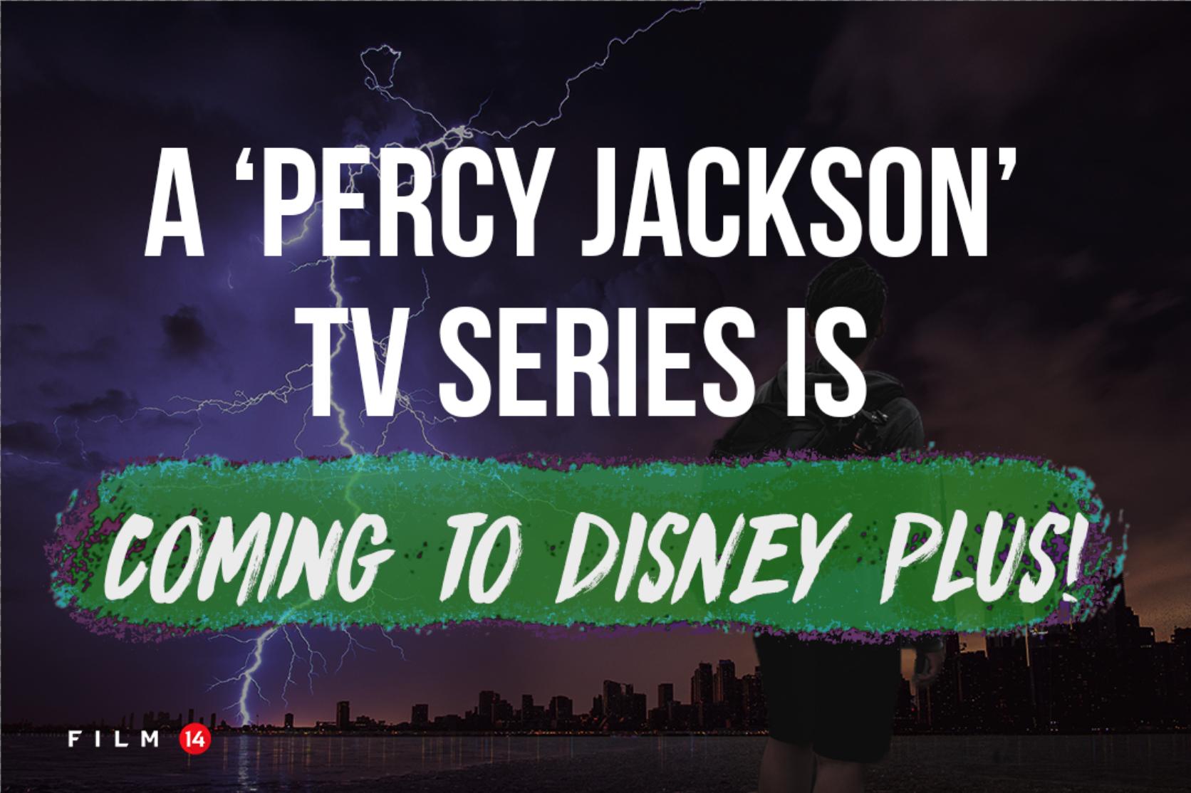 percy jackson tv series