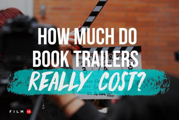 book trailer cost