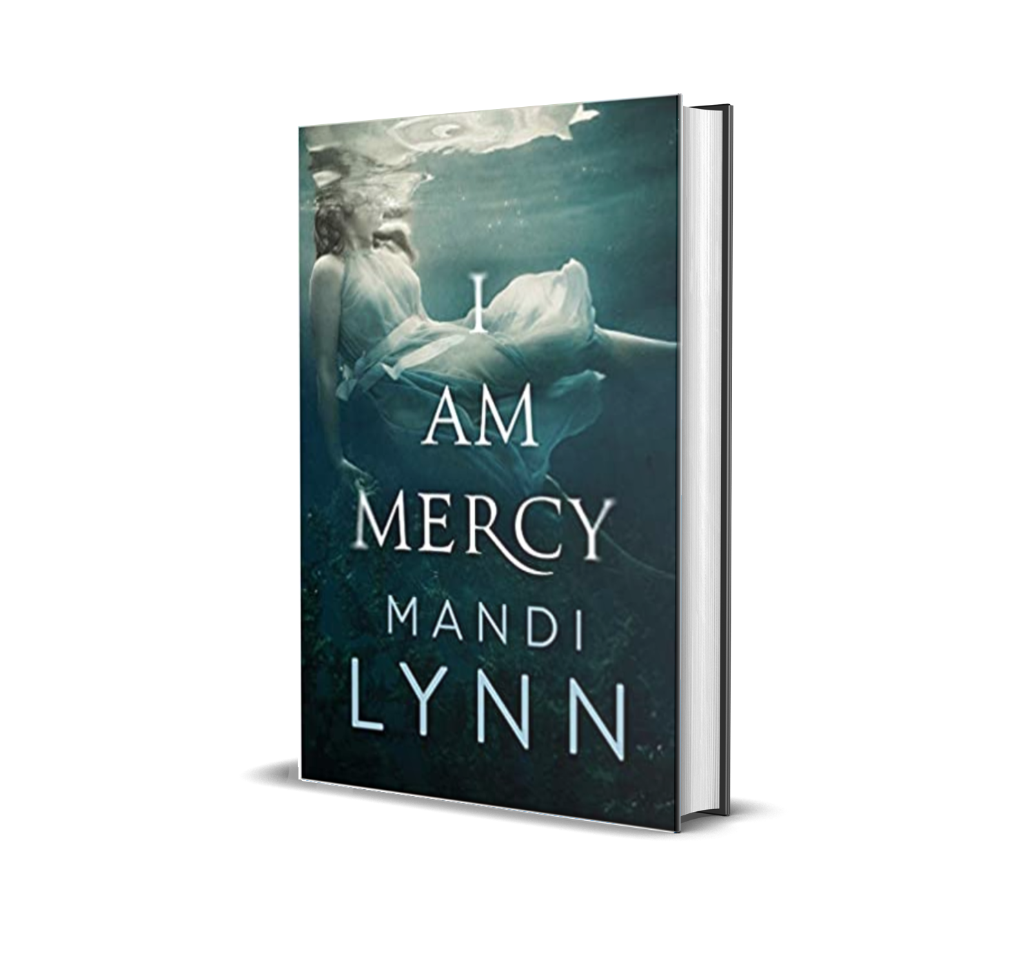 I Am Mercy book trailer
