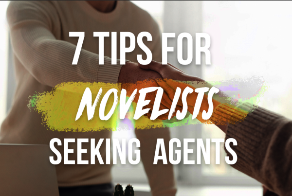 tips novelists agents