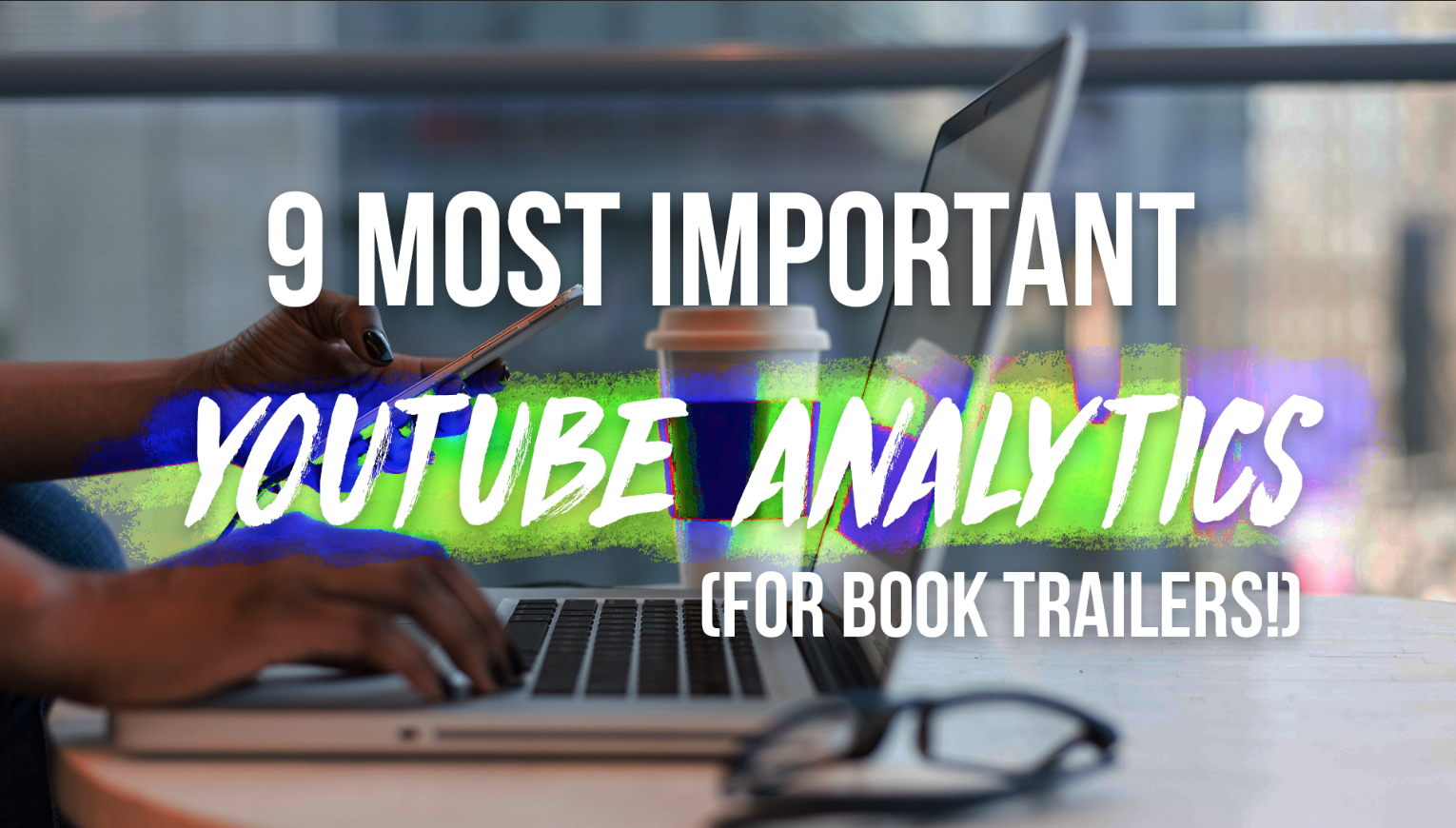 book trailers analytics