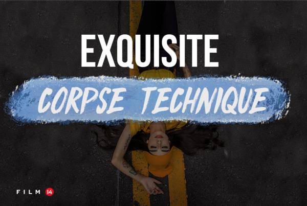 Exquisite Corpse Technique