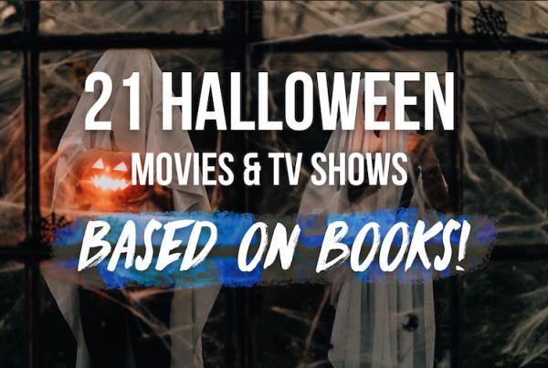 Halloween movies based on books