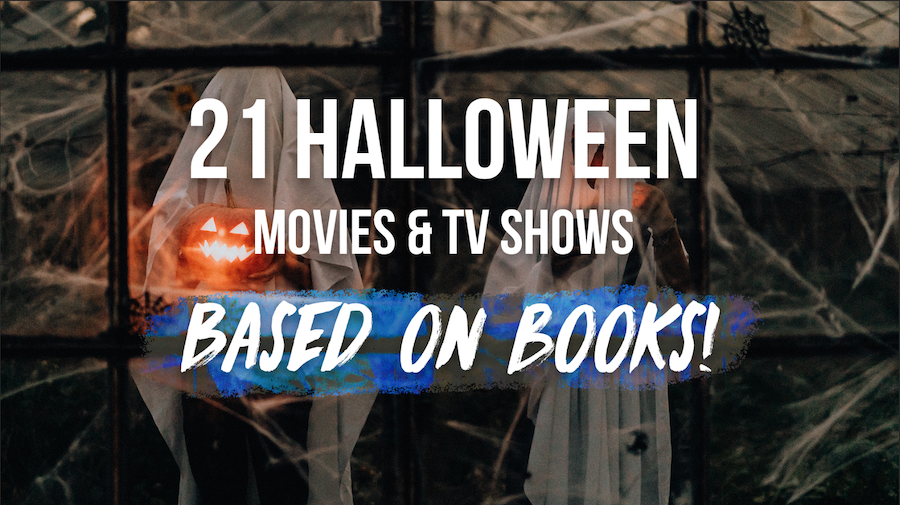 Halloween movies based on books