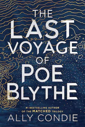 Last Voyage of Poe Blythe