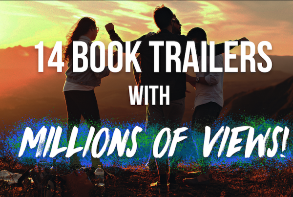 book trailers with millions of views