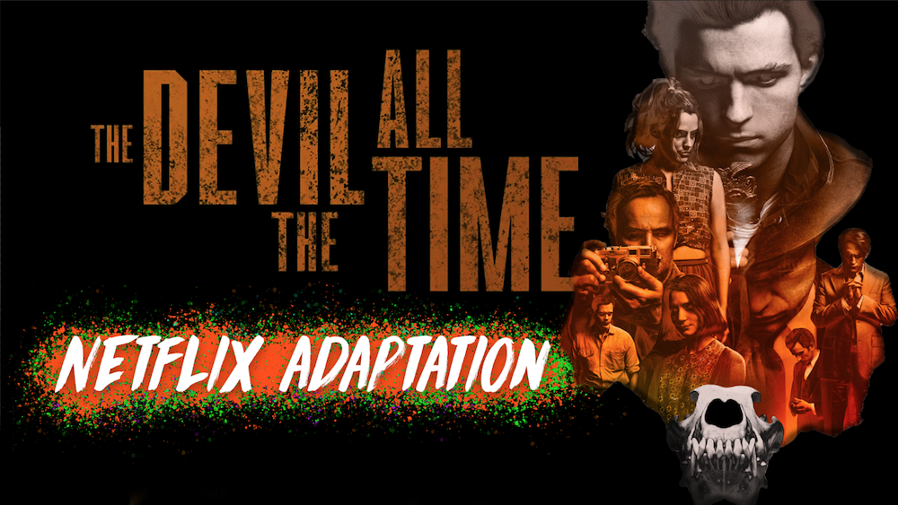 Devil All the Time Netflix