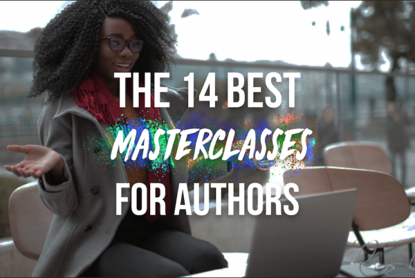 Masterclasses for authors