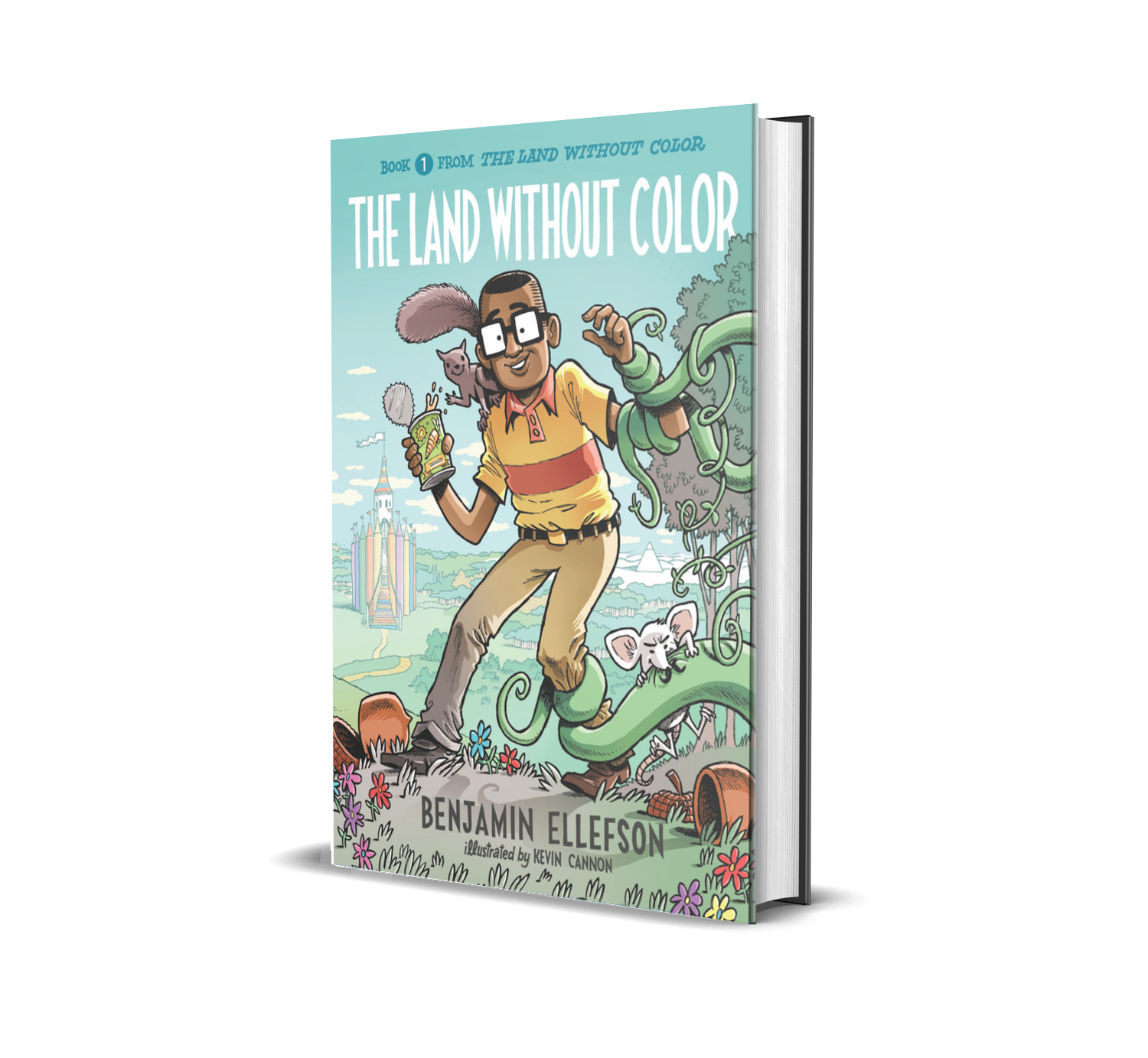 The Land Without Color
