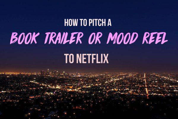pitch to Netflix
