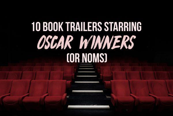 book trailers oscar winners