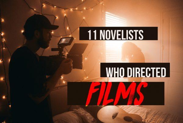 novelists who directed films