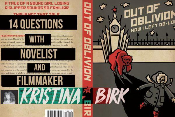 Kristina Birk Interview